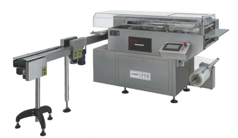 TMB-300 Automatic three dimensional transparent film wrapping machine