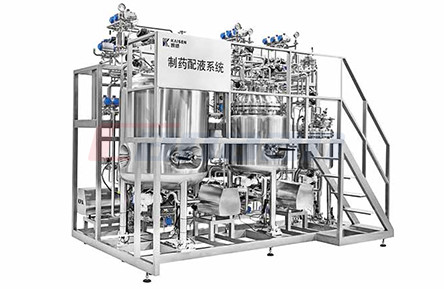 Process Preparation System