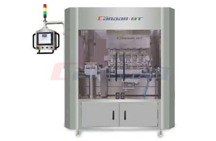 L3/L6 Series Servo in line type capping-machine