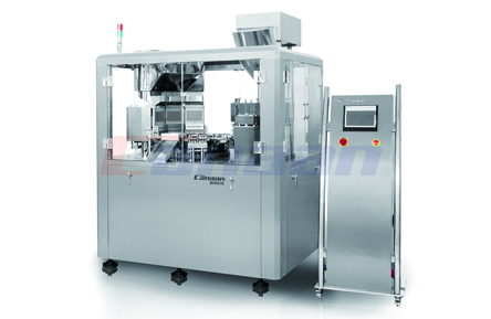 CFK Series Automatic capsule filling machine