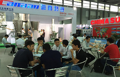 Canaan Exhibited at P-Mec 2015 in Shanghai, China
